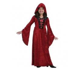 """Karnavalinis kostiumas """"Vampyrė"""" (122 - 134 cm.)"""
