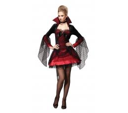 """Karnavalinis kostiumas """"Vampyrė"""" (165 -175 cm.)"""