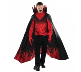 """Karnavalinis kostiumas """"Velnias"""" (1 vnt.)"""