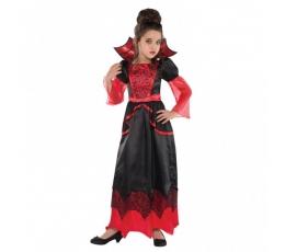 """Karnavalinis kostiumas""""Vampyrų karalienė (104-114 cm.)"""