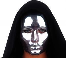 """Kaukė """"Metalinis veidas"""" 0"""