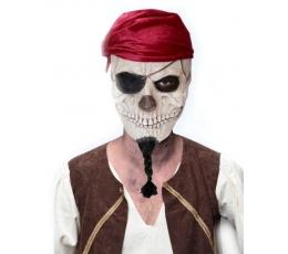 """Kaukė """"Piratas skeletas"""" (1 vnt.)"""