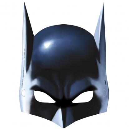 """Kaukės """"Betmenas"""" (8 vnt.)"""