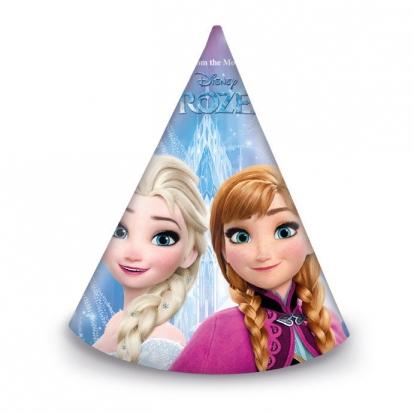 "Kepuraitės ""Frozen"" (6 vnt.)"