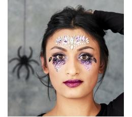 """Klijuojamų veido dekoracijų rinkinys """"Helovinas"""""""