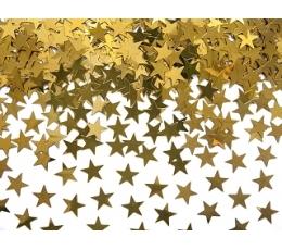 """Konfeti """"Auksinės žvaigždutės"""" (30 g)"""