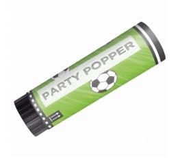 """Mini konfeti patrankos """"Futbolas"""" (2 vnt.)"""