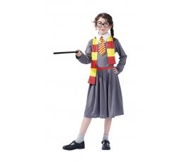 """Kostiumas """"Hogwarts burtininkė"""" (7-9 m)"""