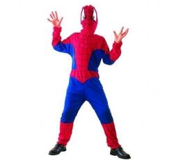 """Kostiumas karnavalinis """"Žmogus voras"""" (130 - 140 cm.)"""