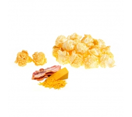 Šoninės ir sūrio skonio spragėsiai (2L/M)