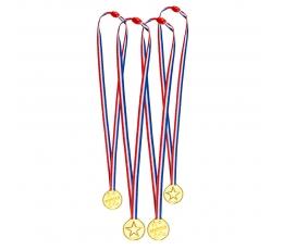 Laimėtojo medaliai (4 vnt.)