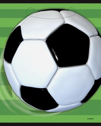 """Lauktuvių maišeliai """"Futbolas"""" (8 vnt.)"""