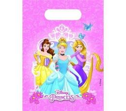 """Lauktuvių maišeliai """"Princesės"""" (6 vnt./16x23 cm)"""