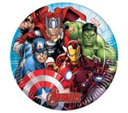 """Lėkštutės """"Avengers"""" (8 vnt./20 cm)"""
