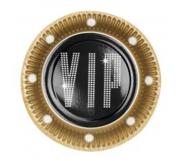"Lėkštutės ""VIP"" (6 vnt./23 cm)"