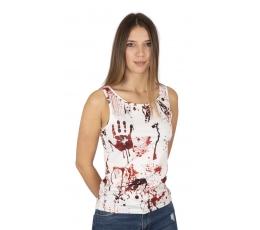 """Marškinėliai """"Kraujo dėmės"""", moteriški"""