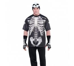 """Marškinėliai """"Skeletas"""""""