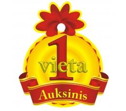 "Medalis""Auksinis - 1 Vieta"" (9cm.)"
