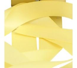 Medžiaginė juostelė/geltona (25mm./25m.)