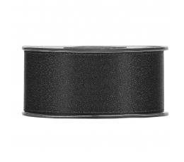 Medžiaginė juostelė, juoda (40 mm. x 25 m.)