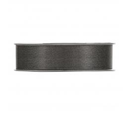 Medžiaginė juostelė, juoda su blizgučiu (25 mm. x 25 m.)