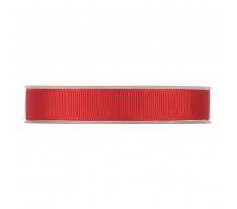 Medžiaginė juostelė / raudona (10 mm. x 50 m.)