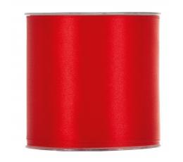 Medžiaginė juostelė / raudona (100 mm. x 25 m.)