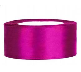 Medžiaginė juostelė/ryškiai rožinė (25mm./25m.)