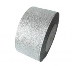 Medžiaginė juostelė / sidabrinė (50 mm. x 22,5 m.)