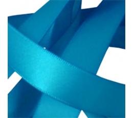 Medžiaginė juostelė, turkio spalvos (25mm./25m.)