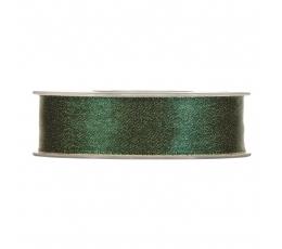 Medžiaginė juostelė, žalia su blizgučiu (25 mm. x 25 m.)
