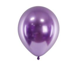 Metalizuotas balionas, violetinis (30 cm)