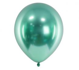 Metalizuotas balionas, mėtinis (30 cm)