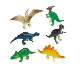 "Mini figūrėlės ""Dinozaurai"" (8 vnt.)"
