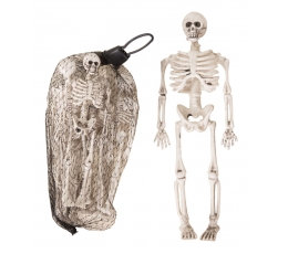 Mini skeletai (6 vnt./14 cm)