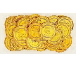 Monetos, žaislinės (30 vnt.)