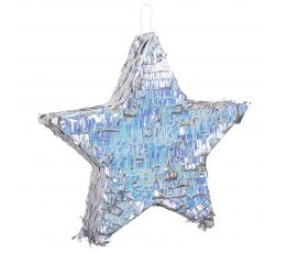 """Pinjata """"Sidabro žvaigždė"""" (44 x 44 cm)"""
