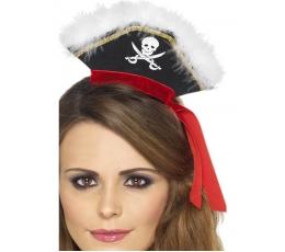 Piratės kepuraitė - lankelis