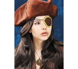 Pirato akies raištis (1 vnt.)