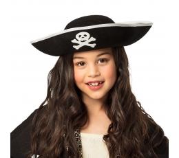 Pirato kepurė, vaikiška