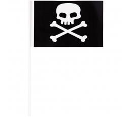 Piratų vėliavėlės (8 vnt.)