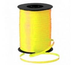Plastikinė juostelė, geltona (4.8 mm x 500 m)