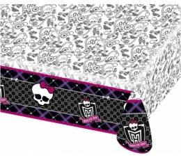 """Plastikinė staltiesė """"Monster High"""" (1.20 m. x 1.80 m.)"""