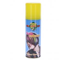 Plaukų dažai-lakas geltonas (125ml)