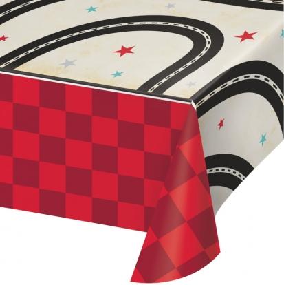 """Popierinė staltiesė """"Senovinės lenktynės"""" (137x259 cm)"""