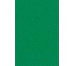 Popierinė staltiesė, žalia (137x274 cm)