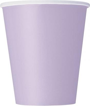 Puodeliai, alyviniai (8 vnt./266 ml)