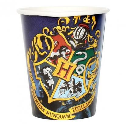 "Puodeliai ""Haris Poteris"" (8 vnt./266 ml)"