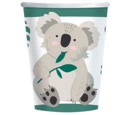 "Puodeliai ""Koala"" (8 vnt./250 ml)"