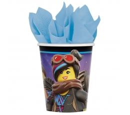 "Puodeliai ""Lego Movie 2"" (8 vnt./266 ml)"